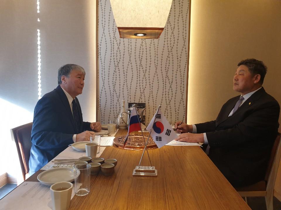 Якутию посетят корейские парламентарии