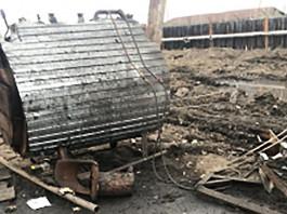 Один человек погиб при взрыве на Жатайском судостроительном заводе