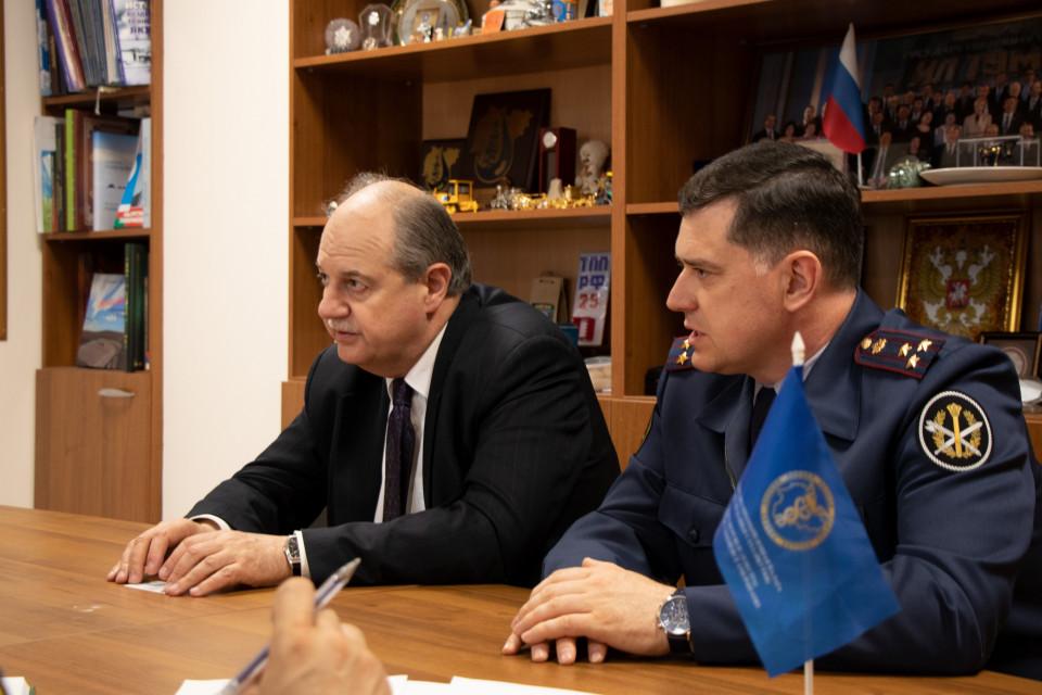 ТПП Якутии и ФСИН предложили председателю правительства обсудить вопросы занятости осужденных
