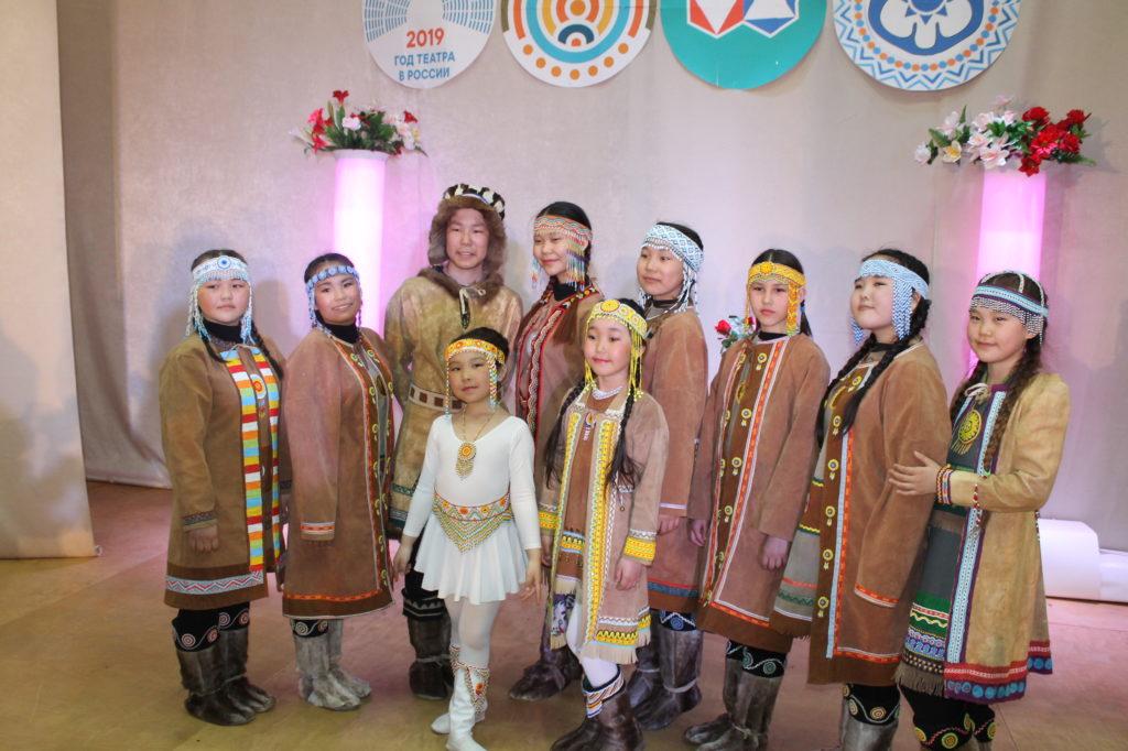 АЛРОСА подвела итоги I этапа конкурса «Язык предков»