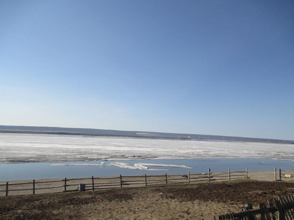 На участке Покровск – Якутск – Кангалассы 15-16 мая ожидаются подвижки льда
