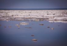 В Витиме начался ледоход