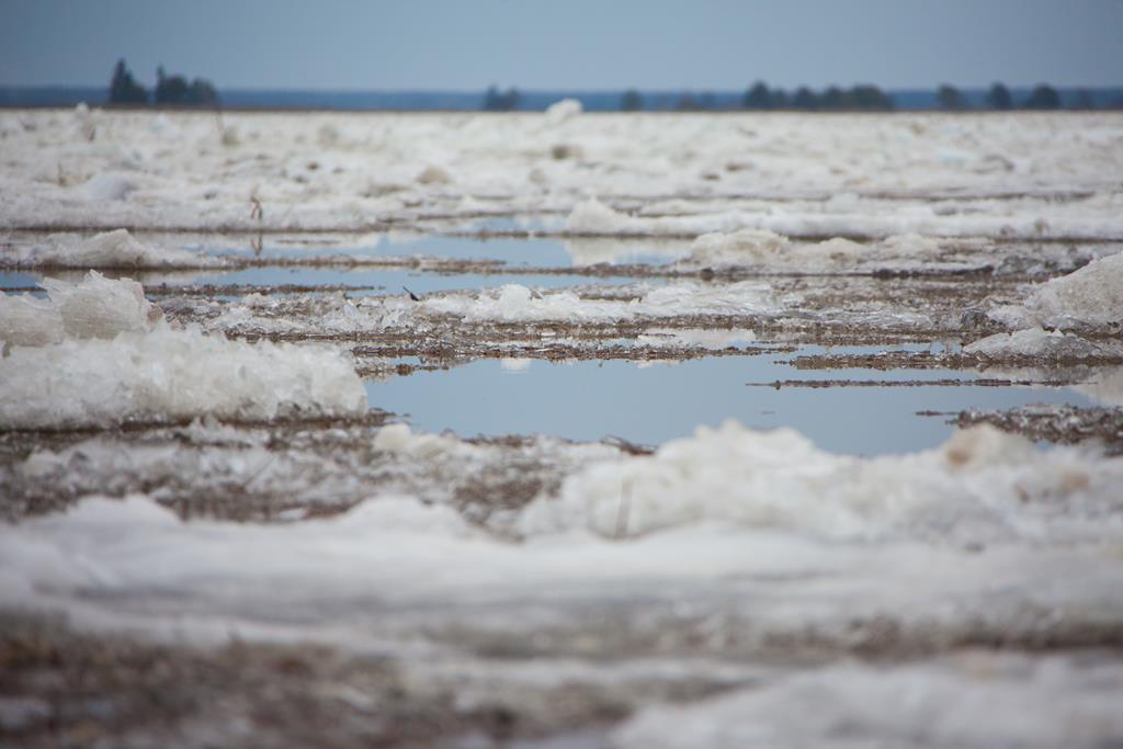 Паводок-2019: На реке Лене у Якутска густой ледоход, уровень воды ниже критического