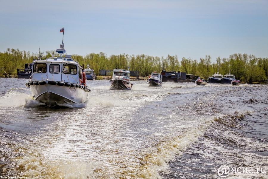 В 20 районах и Якутске 3 июня откроется навигация для маломерных судов
