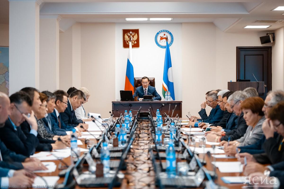 Айсен Николаев: Науку Якутии нужно поднять на новый уровень