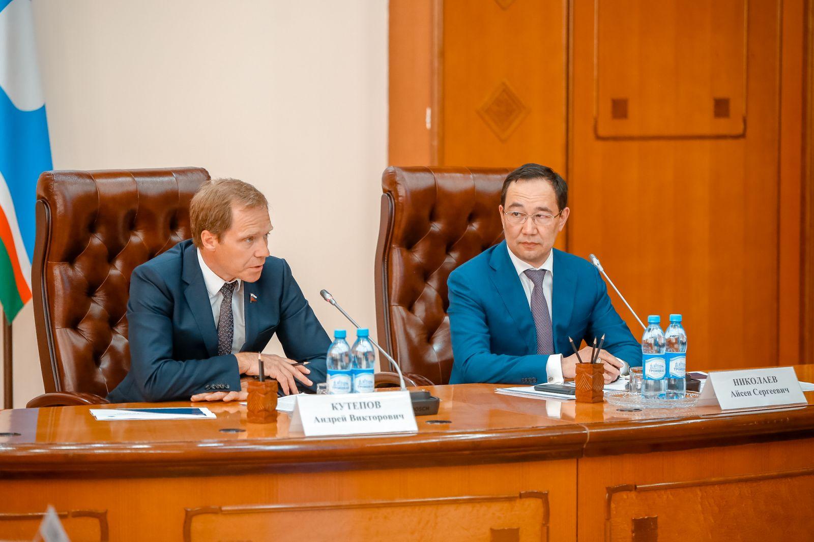 Подведены итоги работы Временной комиссии Совета Федерации в Якутии