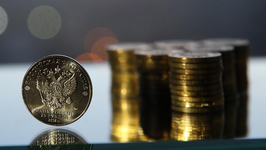 Центробанк перестал чеканить монеты номиналом ниже рубля