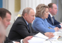 Владимир Путин напомнил о недопустимости переноса сроков по Нацпроектам