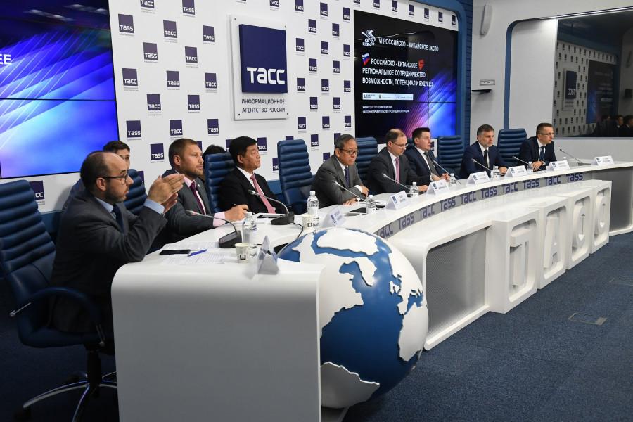 Якутия стала главным региональным партнером на Российско-Китайском Экспо