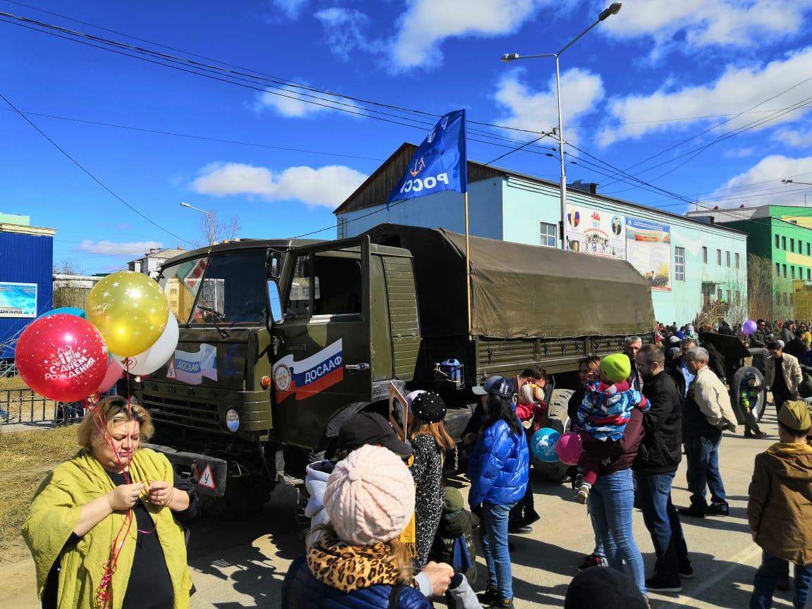 В Якутске проходит выставка военной техники