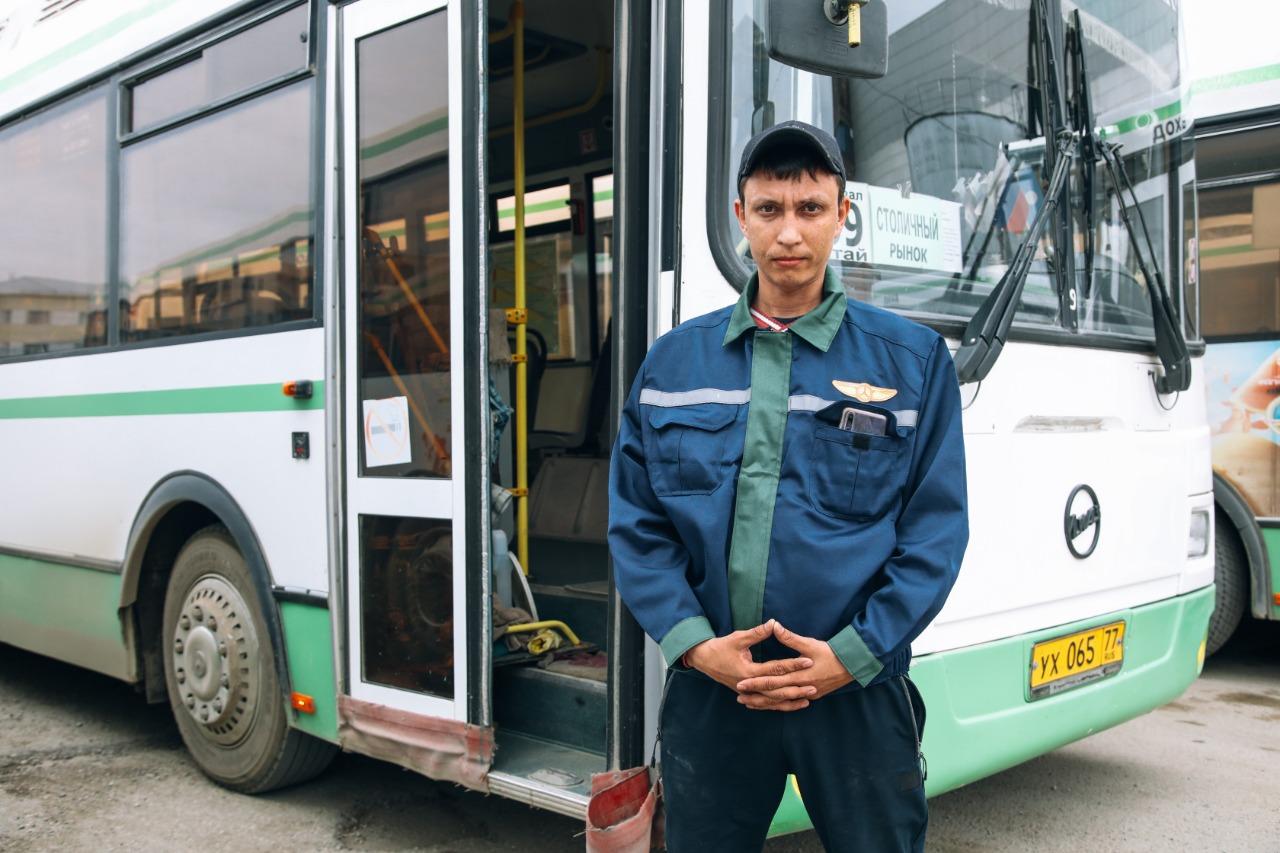 В Якутске ввели единую форму для водителей муниципальных автобусов