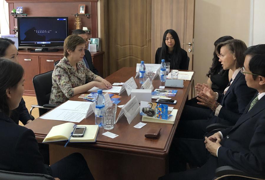 Компания JCB рассматривает Якутию как регион наивысшего интереса