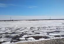 Ледоход на Лене дошел до Якутска