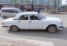 В Якутске водитель наехал на ребенка