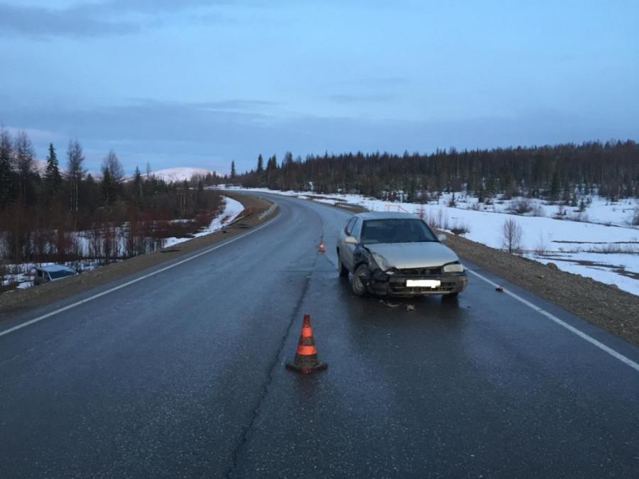 В Алдане по вине пьяного водителя произошло ДТП