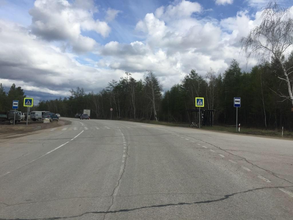 В ДТП на Вилюйском тракте погиб пешеход