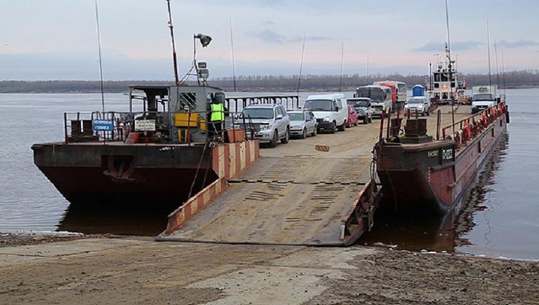 На маршруте «Якутск-Нижний Бестях» будет задействовано 11 паромов