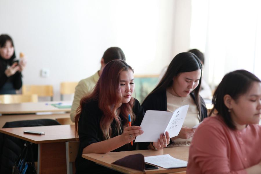 СВФУ проводит бесплатные курсы по адаптивным компьютерным технологиям