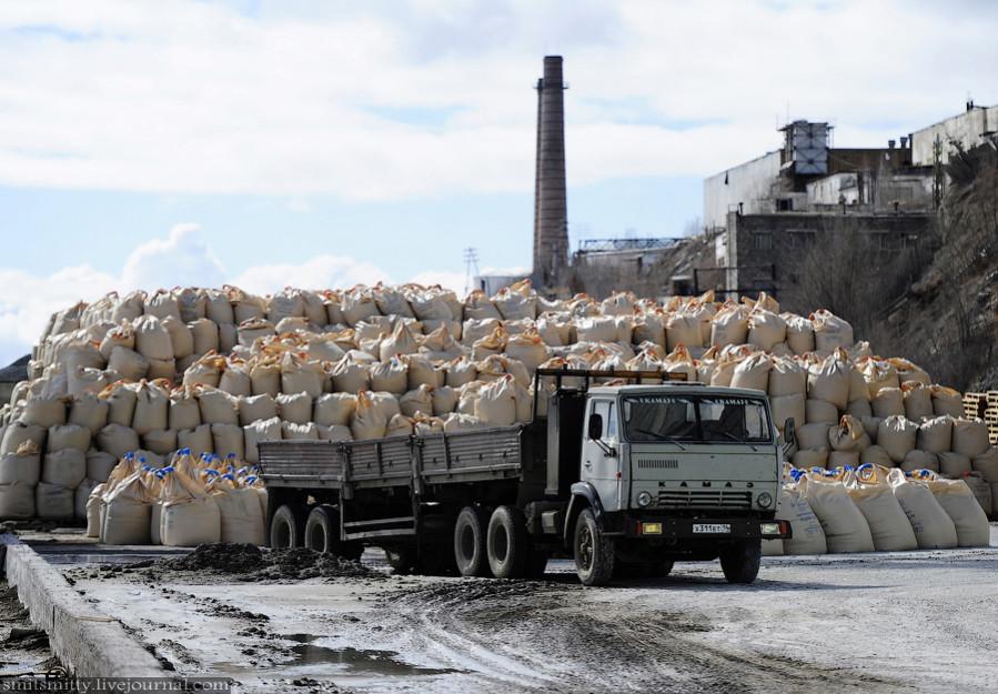 """""""Якутцемент"""" ставит задачу по поставке продукции на Дальний Восток"""
