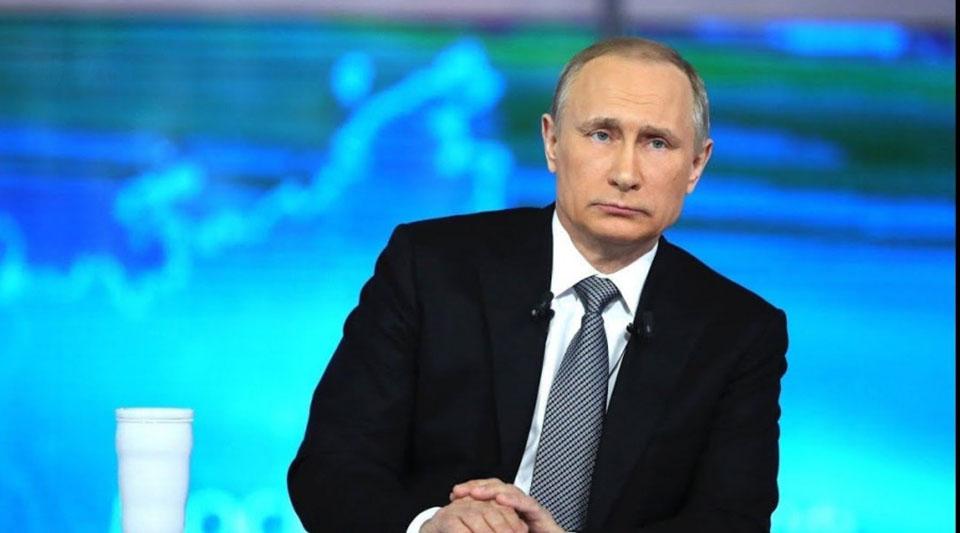 Подведены итоги Прямой линии с Путиным