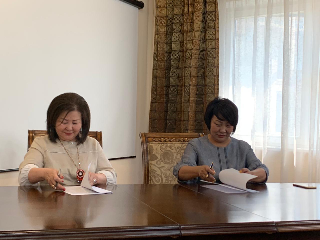 Управление архитектуры подписало соглашение о сотрудничестве АГИКИ
