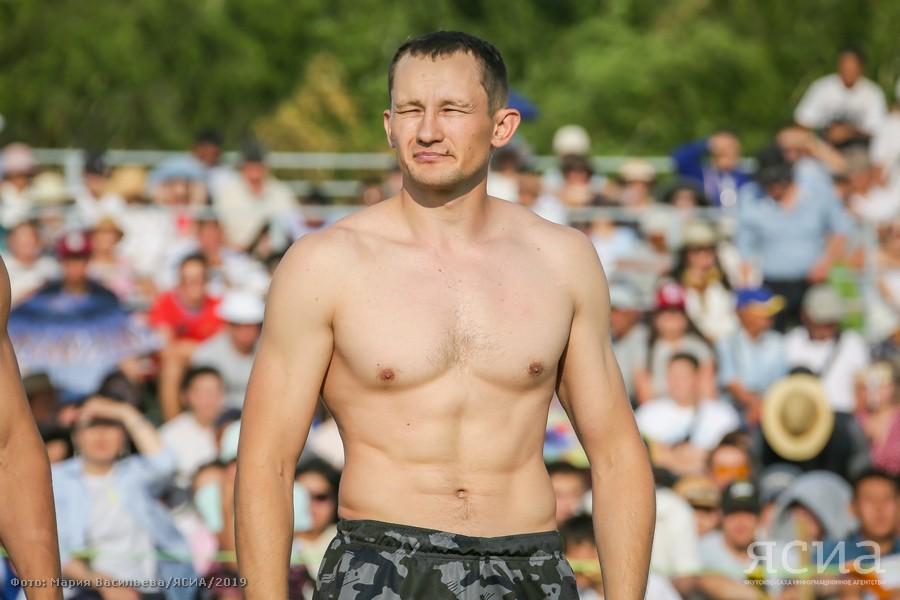 Егор Филиппов упрочил свои шансы на победу в Играх Дыгына