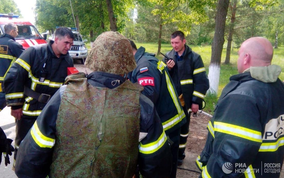 Власти рассказали о последствиях взрывов в Дзержинске