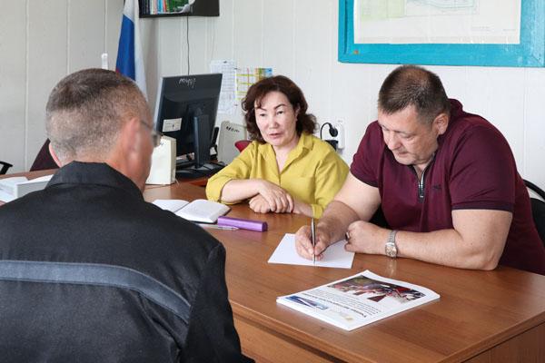 Представители Общественной наблюдательной комиссии посетили исправительные колонии №3 и №6