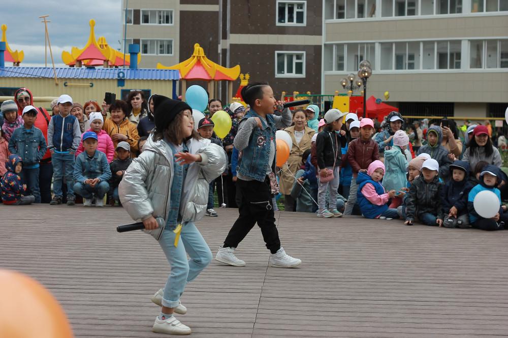 Как отметили День защиты детей в Якутске (ФОТО)