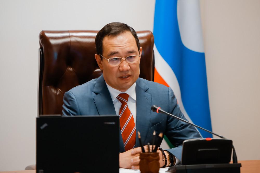 Айсен Николаев подвел итоги участия республики в ПМЭФ-2019