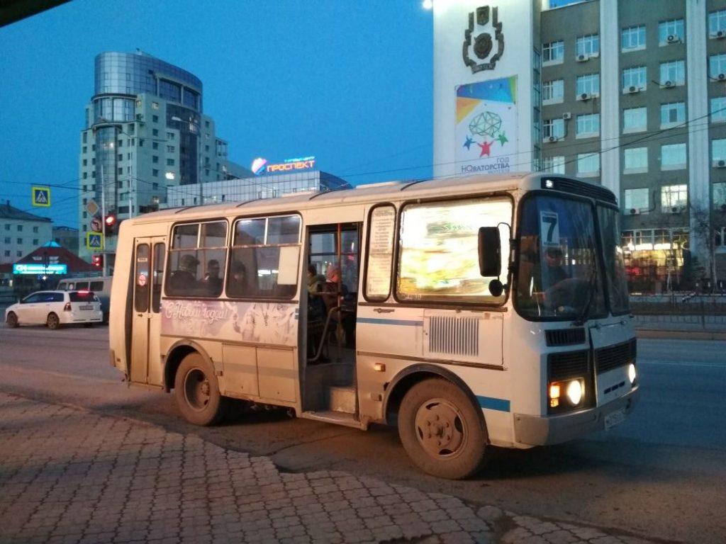 С 1 июня городские автобусы Якутска переходят на летнее расписание