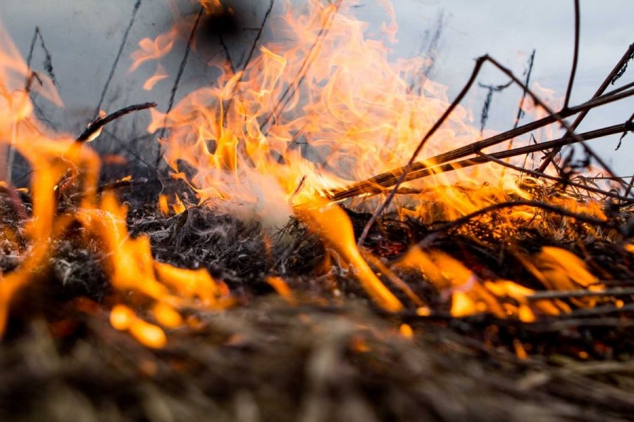 Ситуация с пожарами в Верхоянском улусе может ухудшиться