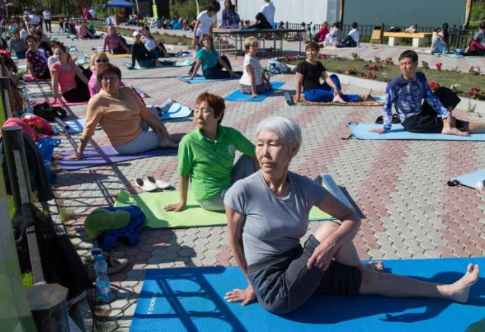 Фитнес коллекция кп йога