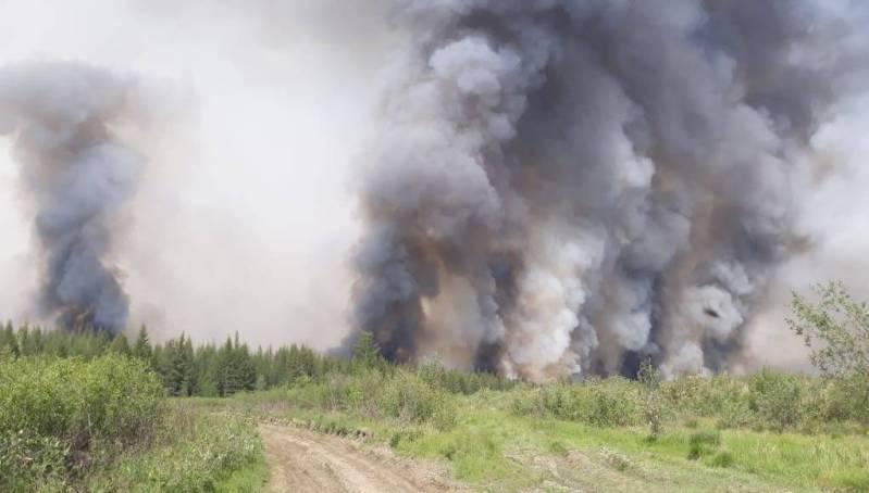 По факту возникновения лесного пожара в Верхоянском районе возбуждено уголовное дело