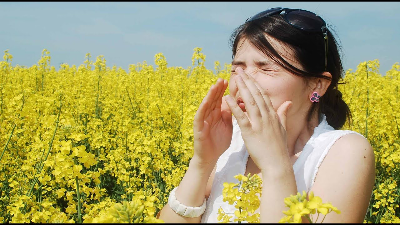 Полезно знать: Как защититься от сезонной аллергии?