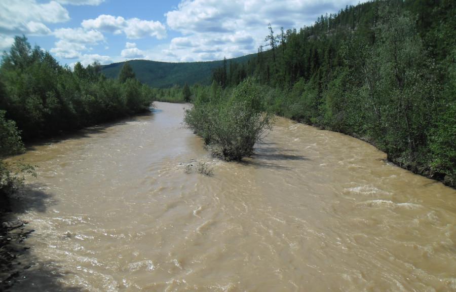 Минэкологии Якутии: Поверхностный сток реки Якокит остается сильно загрязненным