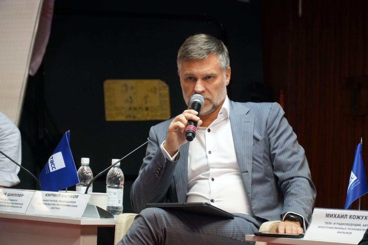 Бычков высказался о важности увязки Севморпути, рек и Ленского моста в единый транспортный комплекс