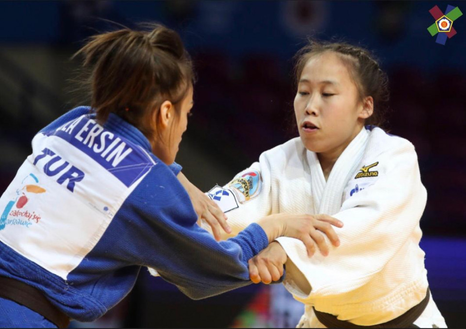 Якутянка стала бронзовым призером первенства Европы по дзюдо