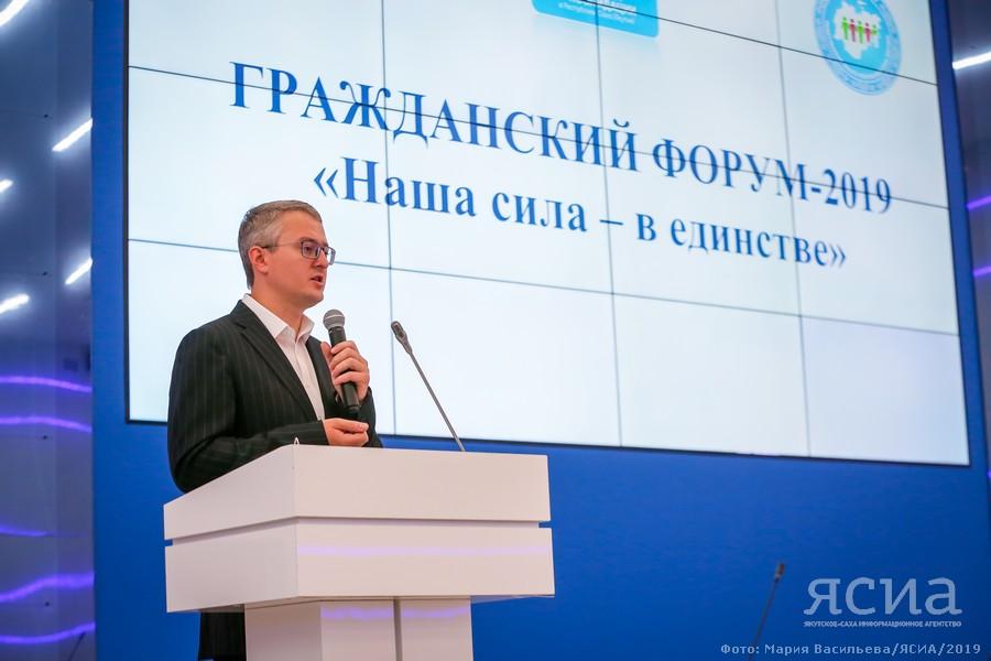 Владимир Солодов: В Якутии сложились уникальные традиции гражданского развития
