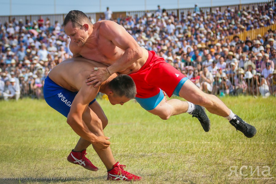 Как Егор Филиппов шел к четвертой победе на Играх Дыгына