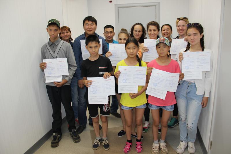 Еще 15 детей из Мирнинского района бесплатно отдохнут в «Орленке»