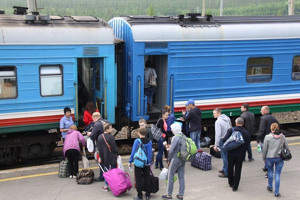 РЖД начала продажу билетов от станции Нижний Бестях