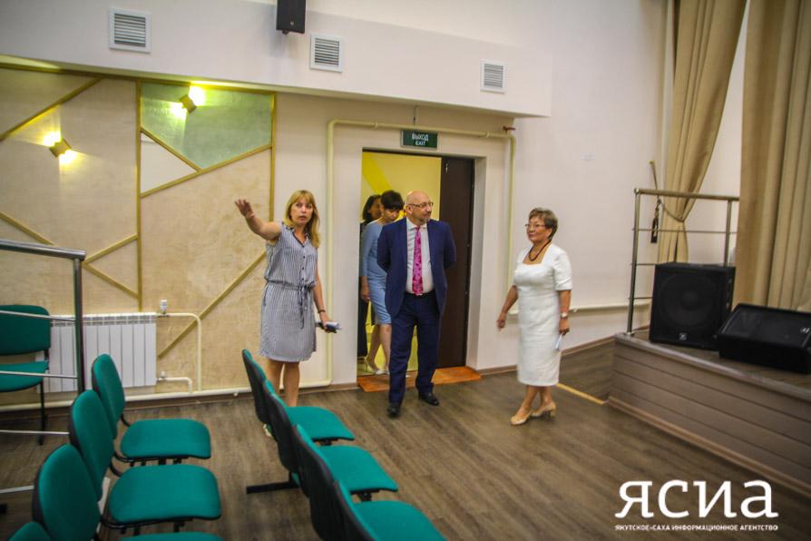 Участники регионального совещания Минтруда РФ посетили учреждения для детей с особыми потребностями