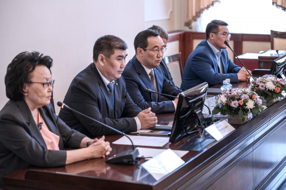 В СВФУ представили нового ректора