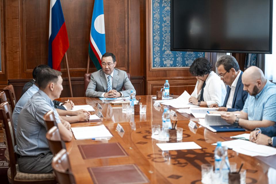 """Глава Якутии сообщил, что регоператора """"Якутскэкосети"""" ждут перемены"""