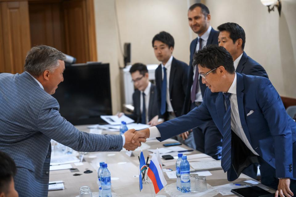Партнеры Якутии продолжат участие в проекте по строительству третьей очереди «Саюри»