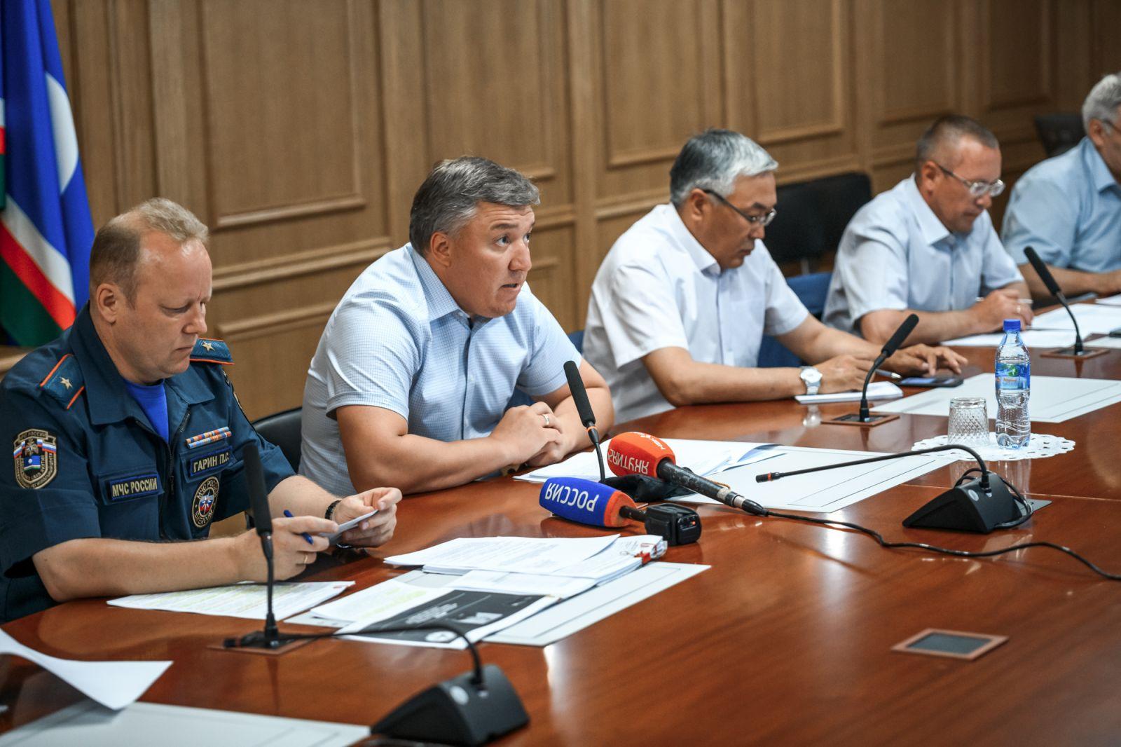 Денис Белозеров отметил ключевую роль местного населения в тушении лесных пожаров