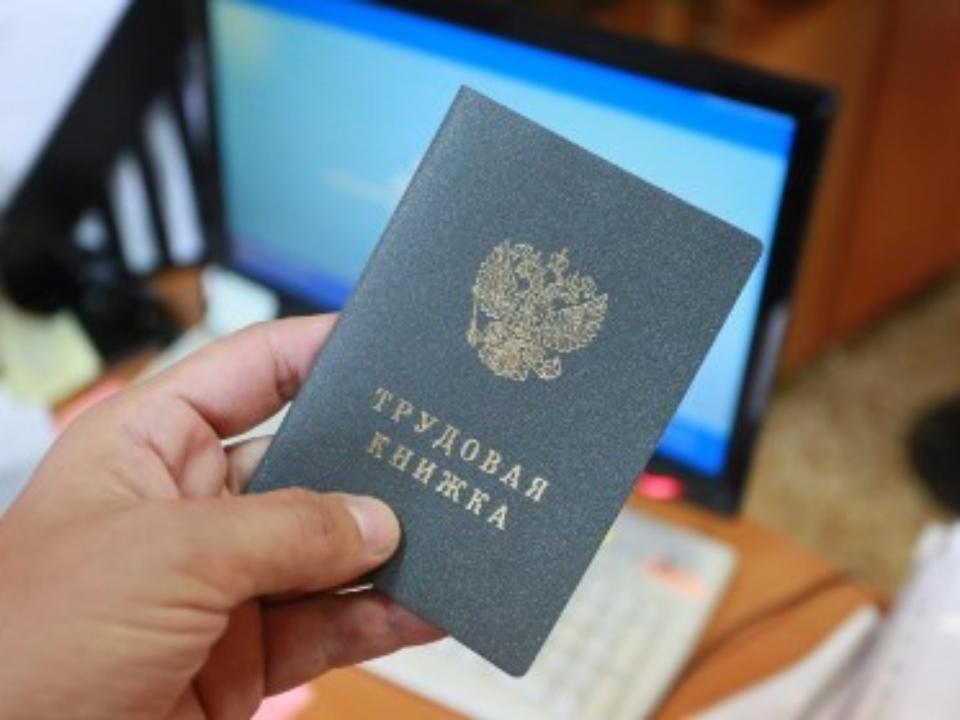 В Госдуму внесли законопроекты об электронных трудовых книжках