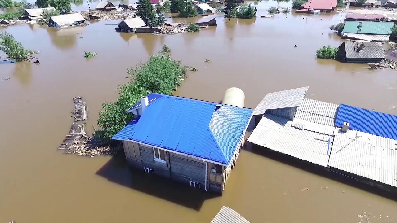 «Сбербанк страхование» начала выплаты пострадавшим от наводнения в Иркутской области