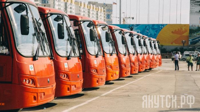 В Якутск поступят новые автобусы для городских и пригородных маршрутов и перевозки детей